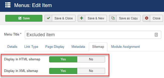 PWT Sitemap Documentation & FAQ